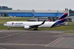 k-spotterさんが、アムステルダム・スキポール国際空港で撮影したラタム・カーゴ・コロンビア 767-316F/ERの航空フォト(写真)