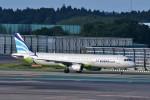 T.Sazenさんが、成田国際空港で撮影したエアプサン A321-231の航空フォト(飛行機 写真・画像)