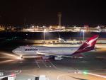 Mame @ TYOさんが、羽田空港で撮影したカンタス航空 747-438の航空フォト(写真)