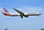 mojioさんが、成田国際空港で撮影したアメリカン航空 787-9の航空フォト(飛行機 写真・画像)