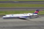 yabyanさんが、中部国際空港で撮影したアイベックスエアラインズ CL-600-2C10 Regional Jet CRJ-702の航空フォト(飛行機 写真・画像)