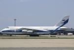 05RKさんが、関西国際空港で撮影したヴォルガ・ドニエプル航空 An-124-100 Ruslanの航空フォト(写真)