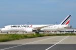 関西国際空港 - Kansai International Airport [KIX/RJBB]で撮影されたエールフランス航空 - Air France [AF/AFR]の航空機写真
