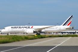 KIXBASE kazuさんが、関西国際空港で撮影したエールフランス航空 787-9の航空フォト(写真)