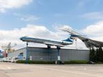 jombohさんが、ジンスハイム自動車・技術博物館 - Sinsheim Auto & Technik Museumで撮影したマレーヴ・ハンガリー航空 Tu-134の航空フォト(写真)