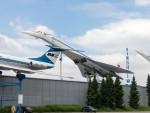 jombohさんが、ジンスハイム自動車・技術博物館 - Sinsheim Auto & Technik Museumで撮影したアエロフロート・ソビエト航空 Tu-144Dの航空フォト(写真)