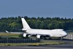 T.Sazenさんが、成田国際空港で撮影したウィルミントン・トラスト・カンパニー 747-4KZF/SCDの航空フォト(写真)