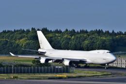 T.Sazenさんが、成田国際空港で撮影したウィルミントン・トラスト・カンパニー 747-4KZF/SCDの航空フォト(飛行機 写真・画像)