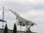 jombohさんが、ジンスハイム自動車・技術博物館 - Sinsheim Auto & Technik Museumで撮影したエールフランス航空 Concorde 101の航空フォト(写真)