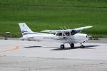 もぐ3さんが、新潟空港で撮影したアイベックスアビエイション 172S Skyhawk SPの航空フォト(写真)