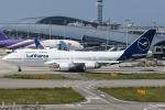 D-AWTRさんが、関西国際空港で撮影したルフトハンザドイツ航空 747-430の航空フォト(写真)