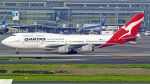 tkosadaさんが、羽田空港で撮影したカンタス航空 747-438の航空フォト(写真)