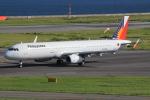 キイロイトリさんが、関西国際空港で撮影したフィリピン航空 A321-231の航空フォト(写真)