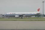 きんめいさんが、関西国際空港で撮影した中国国際航空 A320-214の航空フォト(写真)