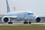 gomaさんが、ミュンヘン・フランツヨーゼフシュトラウス空港で撮影したエア・カナダ 787-9の航空フォト(写真)
