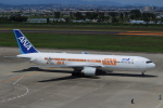 kunimi5007さんが、仙台空港で撮影した全日空 767-381/ERの航空フォト(写真)