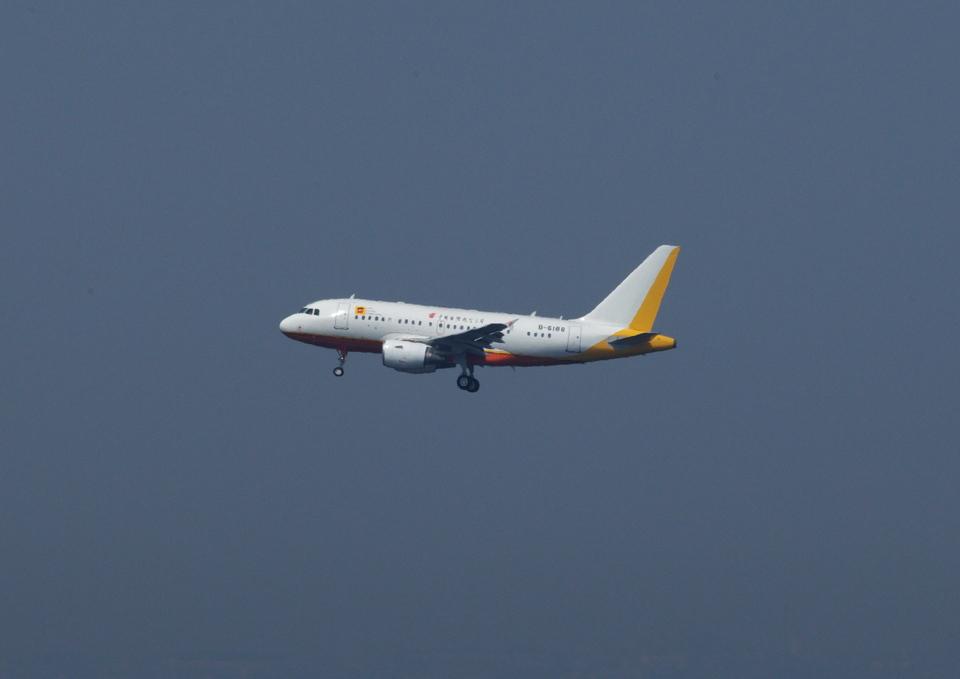 T.Sazenさんの中国国際航空 Airbus A318 (b-6188) 航空フォト