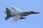 さかなやさんが、小松空港で撮影した航空自衛隊 F-15J Eagleの航空フォト(写真)