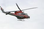 funi9280さんが、札幌飛行場で撮影した北海道防災航空隊 412EPの航空フォト(写真)