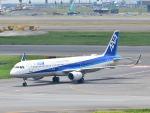 juntamiさんが、羽田空港で撮影した全日空 A321-211の航空フォト(写真)