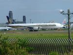 tamba43さんが、成田国際空港で撮影したシンガポール航空 777-312/ERの航空フォト(写真)