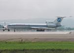 プルシアンブルーさんが、仙台空港で撮影したウラジオストク航空 Tu-154Mの航空フォト(写真)