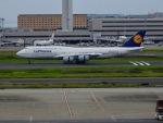 HNDマンさんが、羽田空港で撮影したルフトハンザドイツ航空 747-230Bの航空フォト(写真)