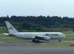 tamba43さんが、成田国際空港で撮影したジェット・アジア・エアウェイズ 767-222の航空フォト(写真)