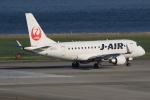 キイロイトリさんが、関西国際空港で撮影したジェイ・エア ERJ-170-100 (ERJ-170STD)の航空フォト(写真)