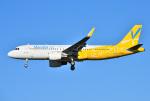 mojioさんが、成田国際空港で撮影したバニラエア A320-214の航空フォト(飛行機 写真・画像)