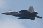 Talon.Kさんが、横田基地で撮影したアメリカ空軍 F-22A Raptorの航空フォト(写真)