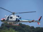 ランチパッドさんが、静岡ヘリポートで撮影した中日本航空 AS350B Ecureuilの航空フォト(写真)