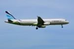 yoshibouさんが、成田国際空港で撮影したエアプサン A321-231の航空フォト(写真)