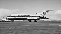 航空フォト:JA8326 日本航空 727-100