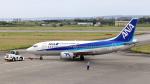 誘喜さんが、宮古空港で撮影したANAウイングス 737-54Kの航空フォト(写真)