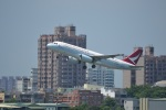 hirokongさんが、高雄国際空港で撮影したキャセイドラゴン A320-232の航空フォト(写真)