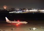 タミーさんが、羽田空港で撮影したJALエクスプレス 737-846の航空フォト(写真)