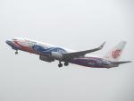 aussieさんが、仙台空港で撮影した中国国際航空 737-89Lの航空フォト(写真)
