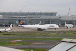 funi9280さんが、羽田空港で撮影したルフトハンザドイツ航空 747-830の航空フォト(飛行機 写真・画像)
