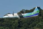 ミオミオさんが、福岡空港で撮影したオリエンタルエアブリッジ DHC-8-201Q Dash 8の航空フォト(写真)