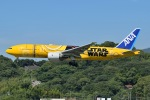 ミオミオさんが、福岡空港で撮影した全日空 777-281/ERの航空フォト(写真)