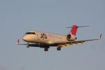 元青森人さんが、仙台空港で撮影したジェイ・エア CL-600-2B19 Regional Jet CRJ-200ERの航空フォト(写真)