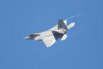 Koenig117さんが、嘉手納飛行場で撮影したアメリカ空軍 F-22A-30-LM Raptorの航空フォト(写真)