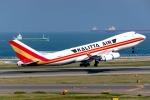 Ariesさんが、中部国際空港で撮影したカリッタ エア 747-4B5F/SCDの航空フォト(写真)