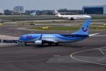 k-spotterさんが、アムステルダム・スキポール国際空港で撮影したTUIフライ・ネーデルランド 737-86Nの航空フォト(写真)
