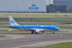 k-spotterさんが、アムステルダム・スキポール国際空港で撮影したKLMシティホッパー ERJ-170-200 (ERJ-175STD)の航空フォト(写真)