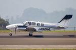 Jyunpei Ohyamaさんが、広島空港で撮影した本田航空 Baron G58の航空フォト(写真)