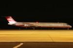 たみぃさんが、福島空港で撮影した遠東航空 MD-83 (DC-9-83)の航空フォト(写真)