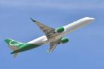 saoya_saodakeさんが、成田国際空港で撮影したアジア・パシフィック・エアラインズ 757-29Jの航空フォト(写真)