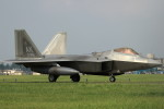 take_2014さんが、横田基地で撮影したアメリカ空軍 F-22A-40-LM Raptorの航空フォト(飛行機 写真・画像)